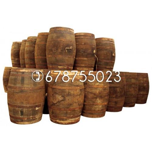 Barricas usadas 225 litros mod - Reciclaje de maderas usadas ...