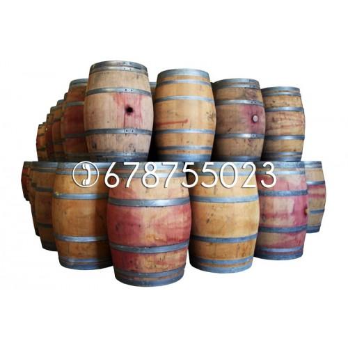 Barricas toneles cubas barriles de madera - Reciclaje de maderas usadas ...