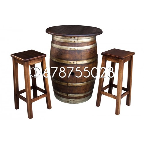 Taburetes reciclaje y venta de for Taburetes para bar de madera