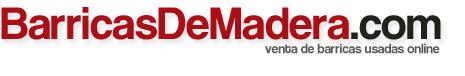 Logo BarricasDeMaderacom Nueva tienda de barricas usadas online