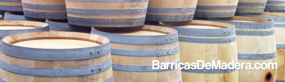 BarricasDeMadera.com – Reciclaje y venta de barricas usadas