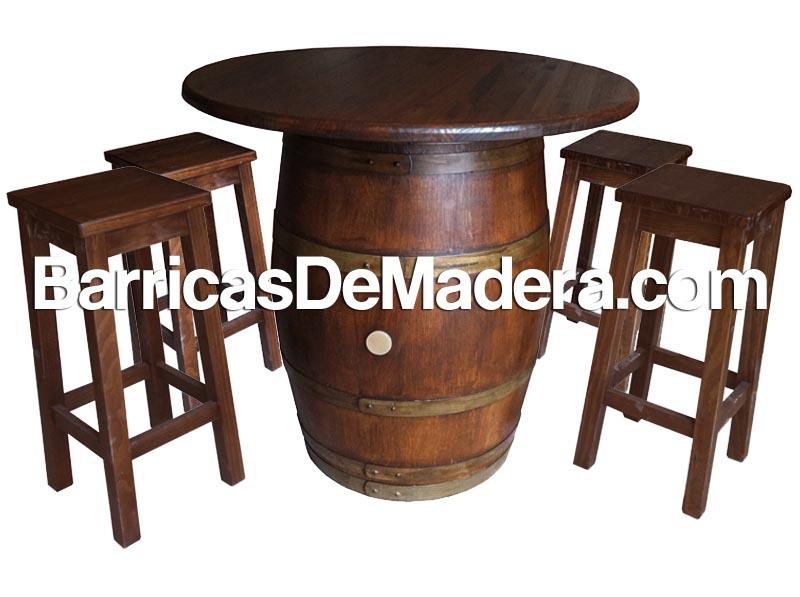barril mesa reciclaje y venta de