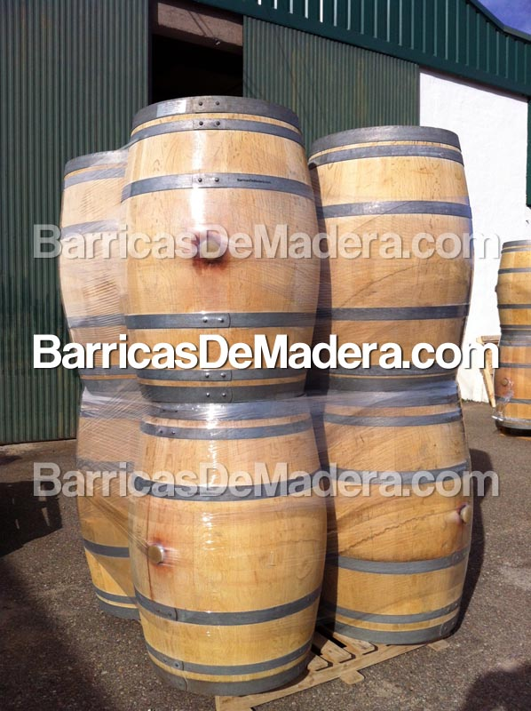 Barriles Decoraci N Reciclaje Y