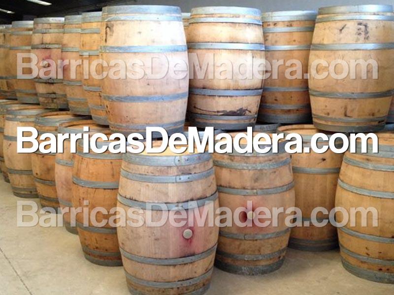 barricas para vino, barricas de roble, comprar barricas usadas
