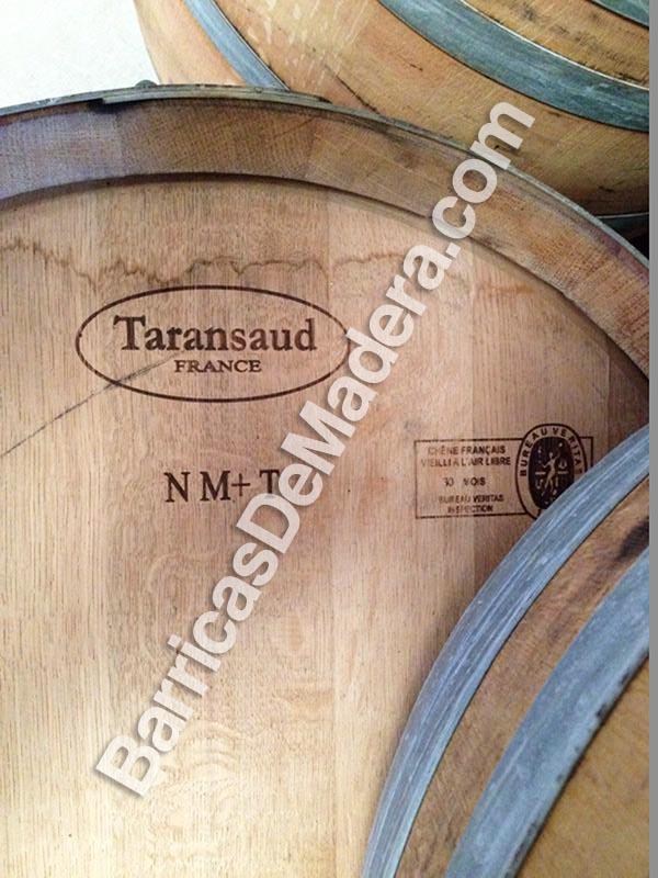 barricas usadas barricas taransaud barriles roble barriques taransaud taransaud wine barrels Barricas para vino   Año 2009