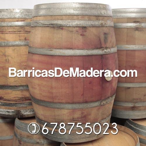 barricas baratas vino Barricas usadas de 225 y 228 litros