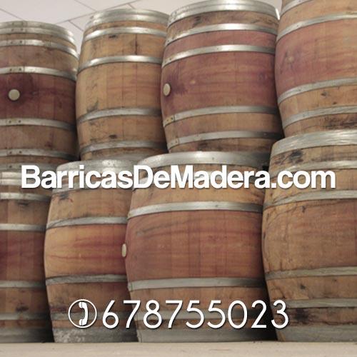 barricas net roble Barricas usadas de 225 y 228 litros