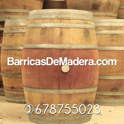 toneles vino Barricas usadas de 225 y 228 litros