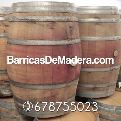 venta barricas usadas online Barricas usadas de 225 y 228 litros