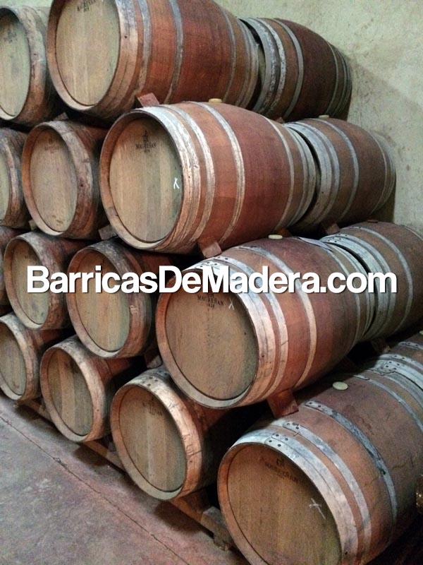 lote 500 barricas usadas - toneles