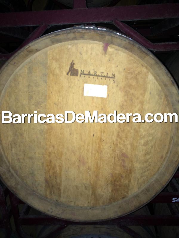barricas vino usadsa