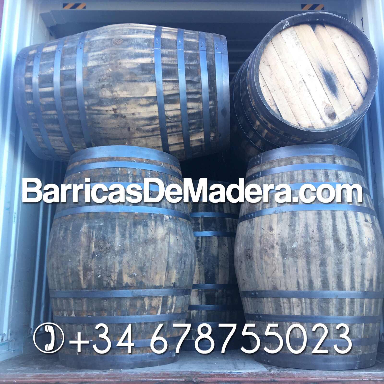 sherry-cask