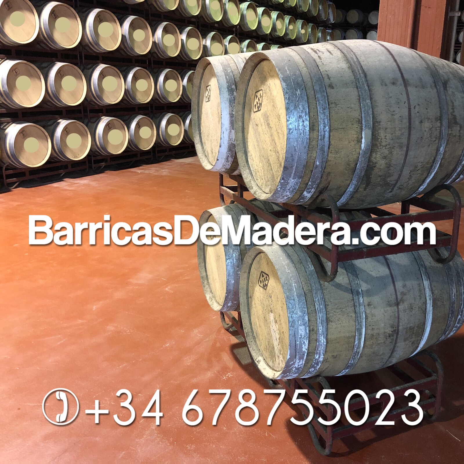 spain-used-wine-barrels-winery-cellar