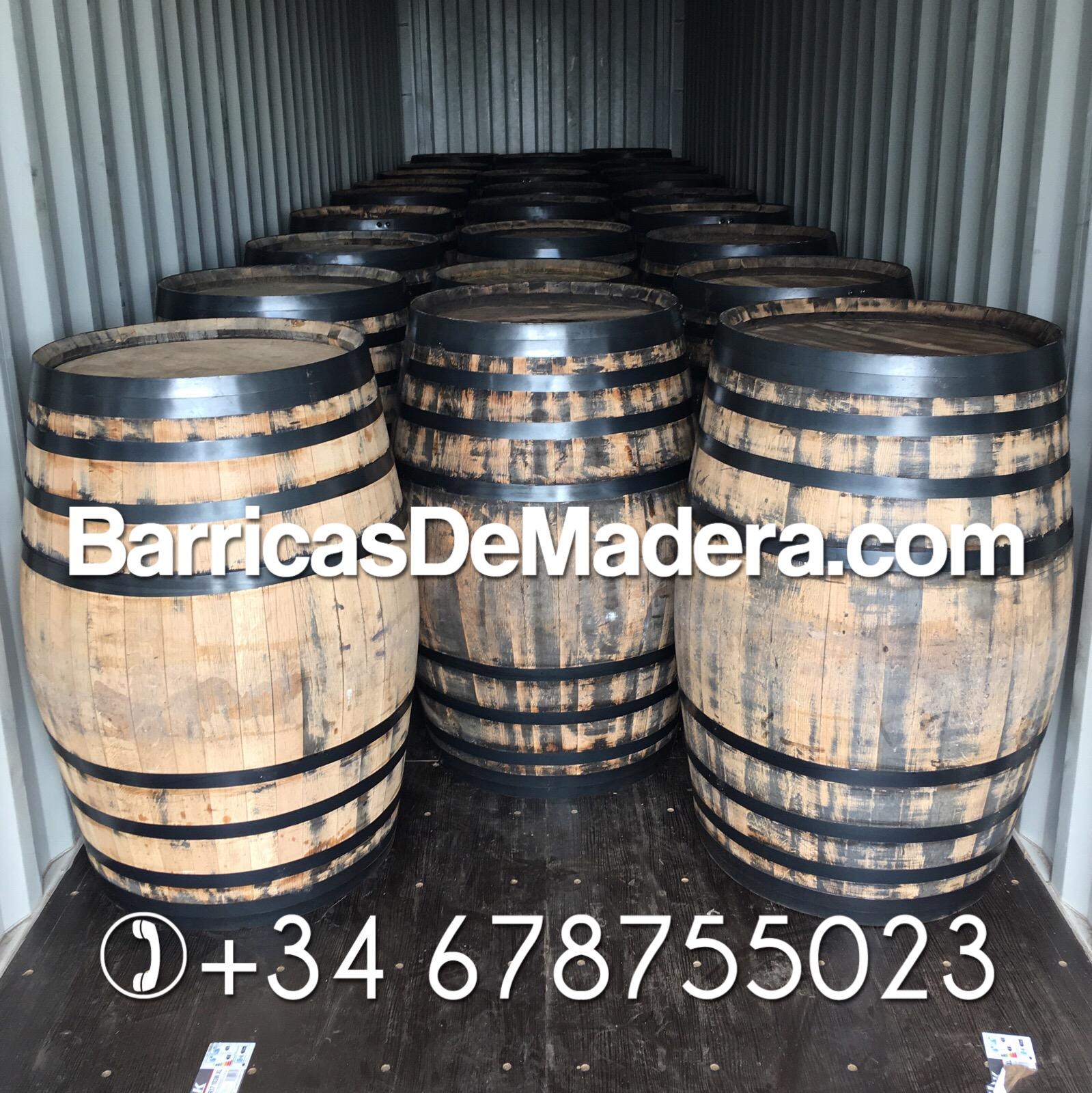 sherry-casks-american-oak